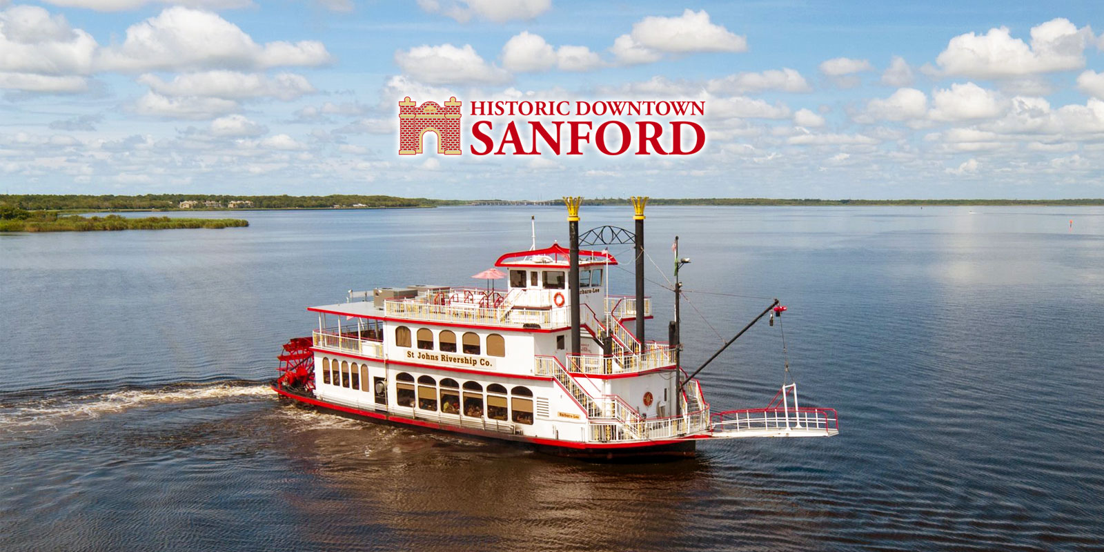 Behind the 'Historic Downtown Sanford®' Brand