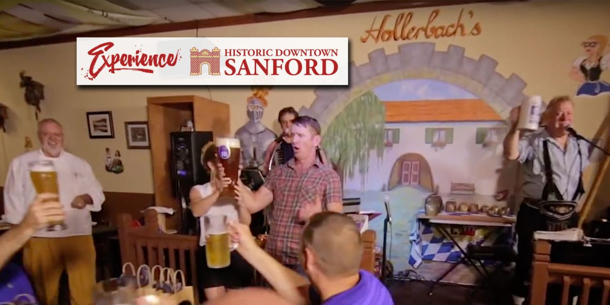 Experience Historic Downtown Sanford