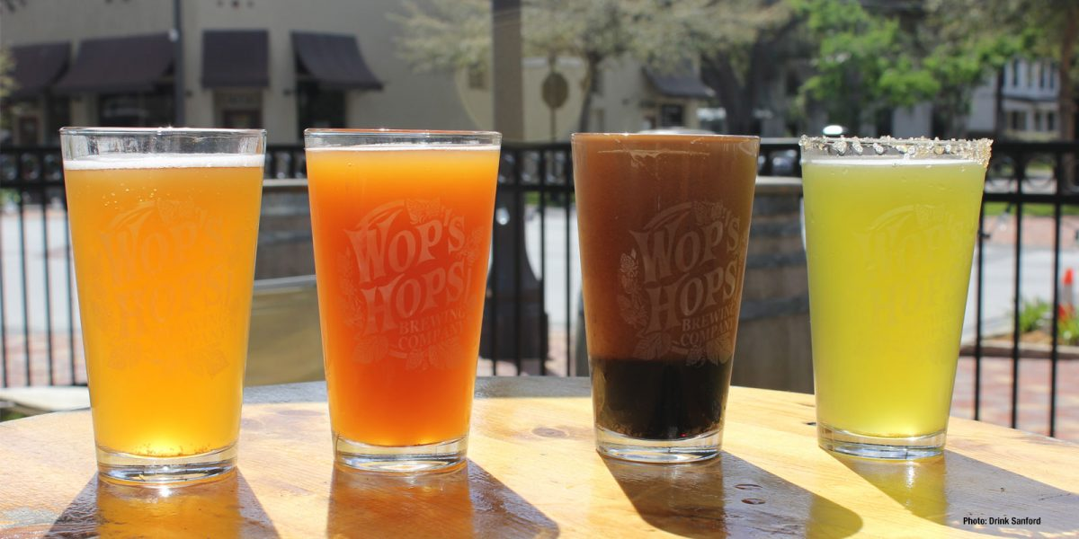 Tapping into Sanford's Craft Beer Scene