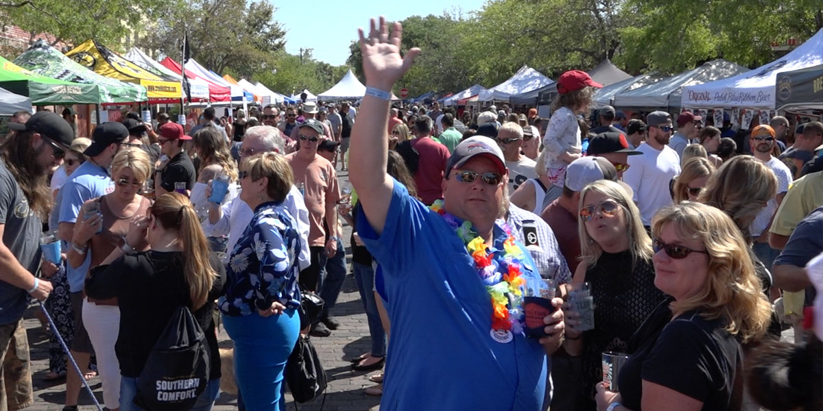Events in Downtown Sanford, Florida