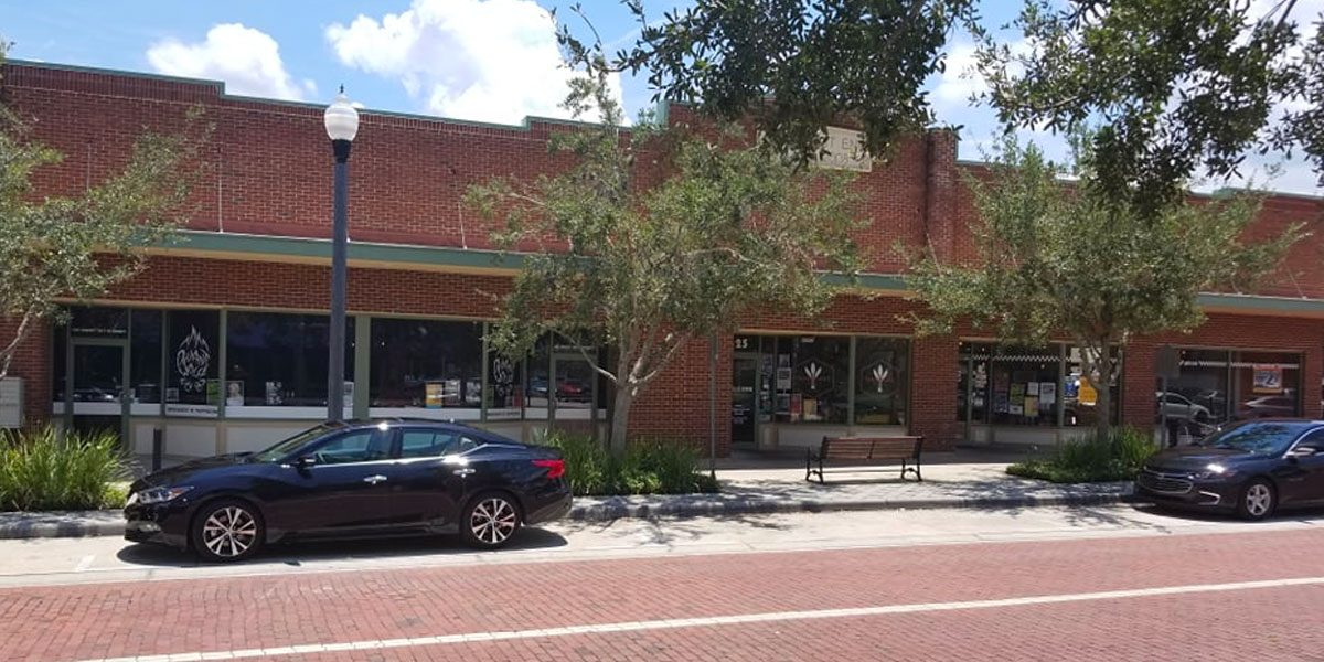 West Side Downtown Sanford