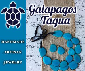 Galapagos Tagua Jewelry