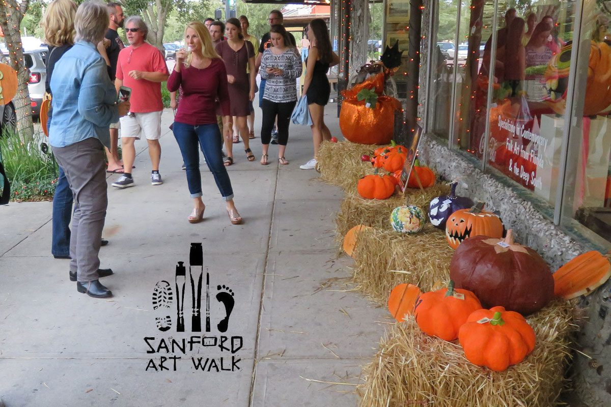 Sanford Art Walk Fall