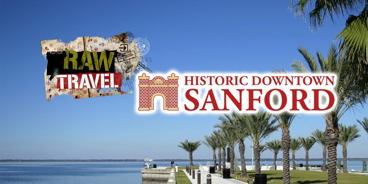 Raw Travel Features Historic Downtown Sanford
