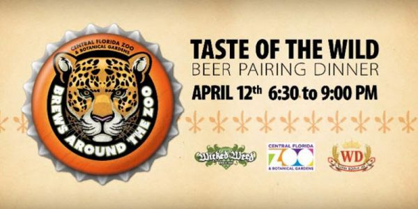 Brews Around the Zoo Returns to the Central Florida Zoo