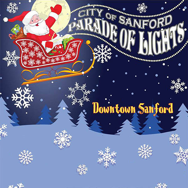 City of Sanford Parade of Lights
