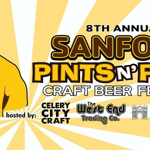 Sanford Craft Beer Fest Offers Plenty of Bark for the Buck