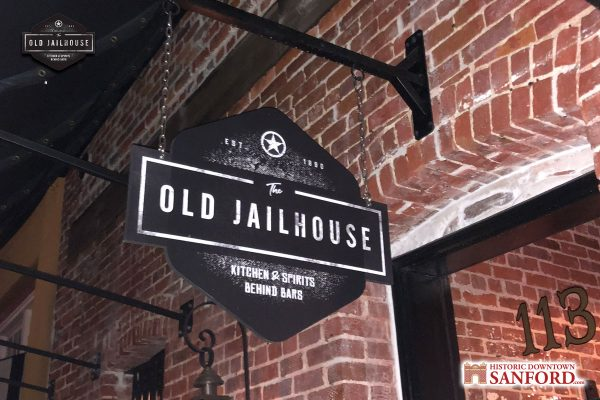 The Old Jailhouse in Sanford