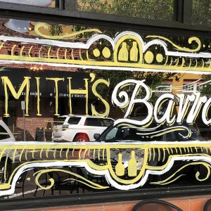 Smith's Barroom Challenge Historically Inspired Drinking Tour and Pop Up Bar