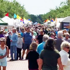 Featured Artists at the St. Johns River Festival of the Arts