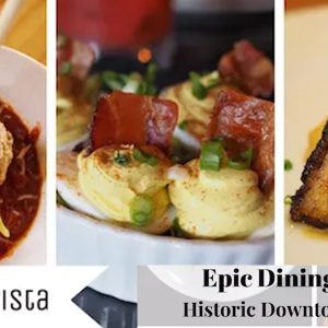 Epic Dining Guide of Historic Downtown Sanford by GO Epicurista