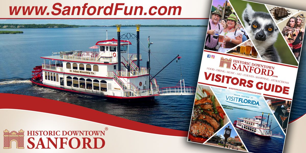 Sanford Florida Visitors Guide