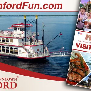 Sanford, FL Visitors Guide v2.1 to be Printed and Distributed This Week for 4th of July Festivities