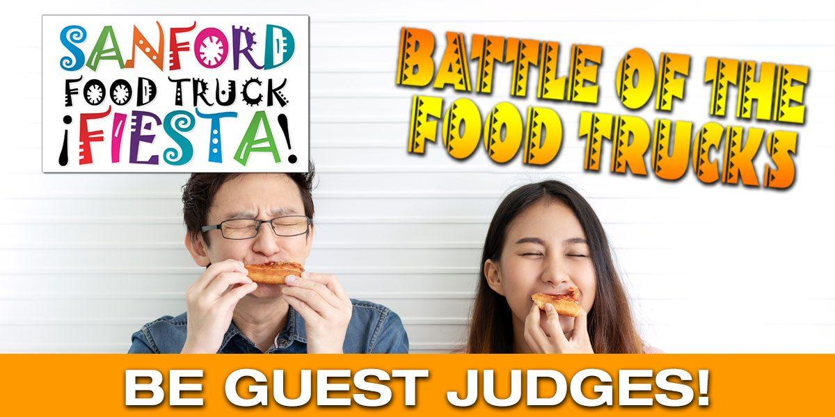 Judge Sanford Battle of the Food Trucks