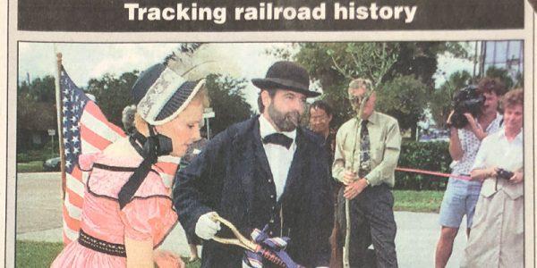 Henry's Depot History - Sanford Museum