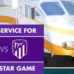 SunRail to Run Late Train for the MLS All-Star Game