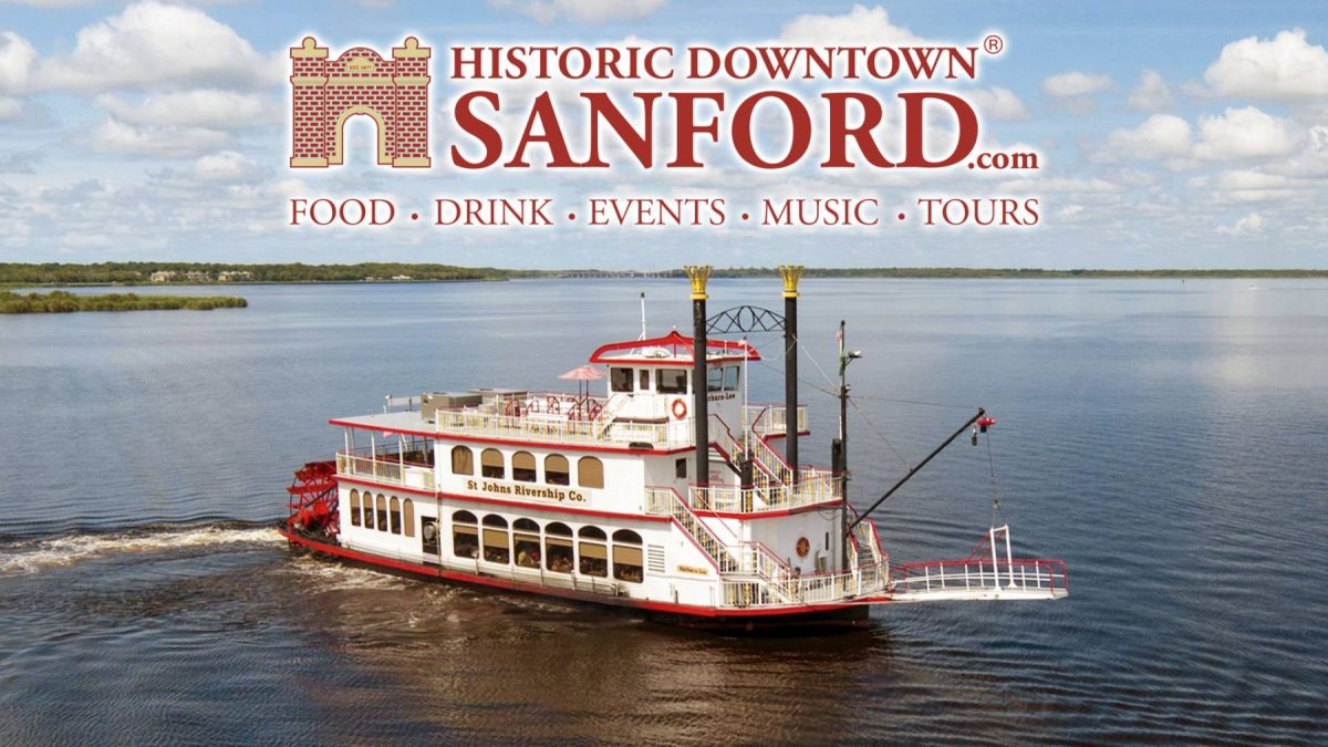 Visit Historic Downtown Sanford