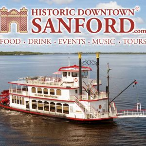 Visit Historic Downtown Sanford, Florida