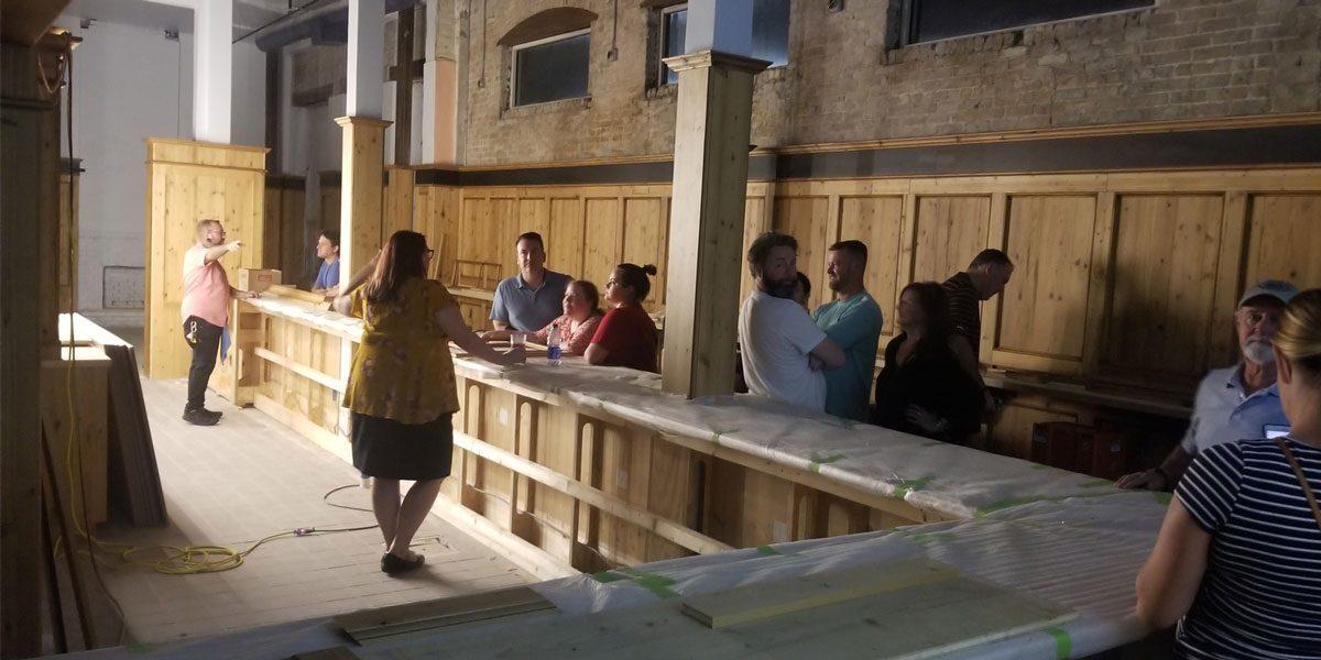 Project Hollerblock bar
