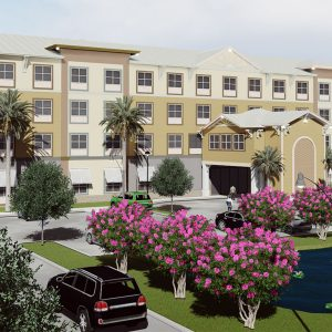 Marina Isle Waterfront Assisted Living on Sanford's Marina Island Set to Open in New Year