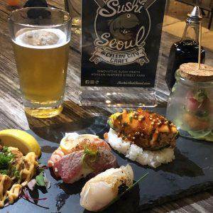 Sushi & Seoul Saunters into Sanford