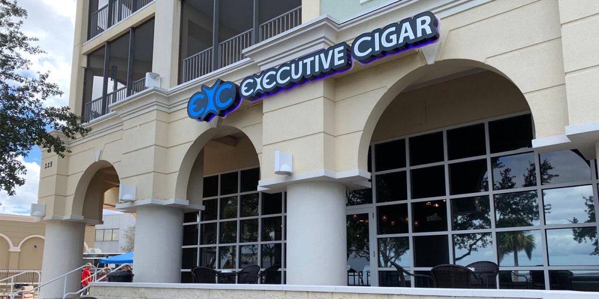 Executive Cigar Shop & Lounge in Sanford, FL