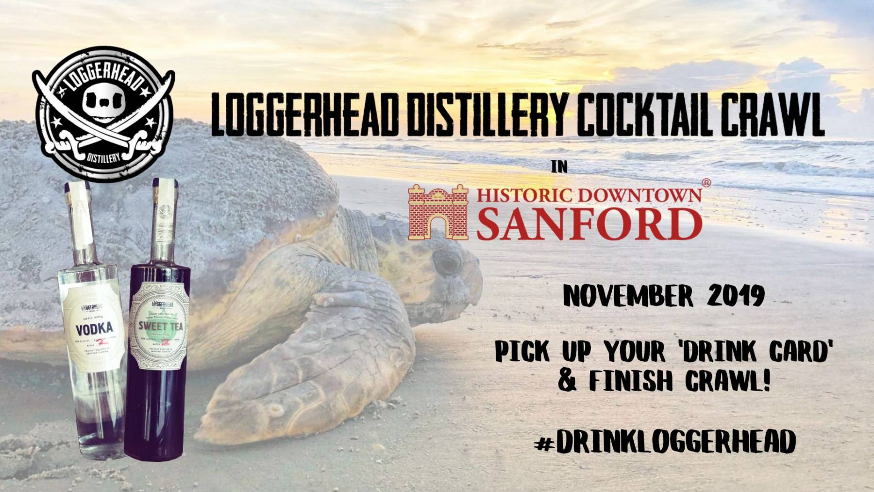 Craft Cocktails in Historic Downtown Sanford