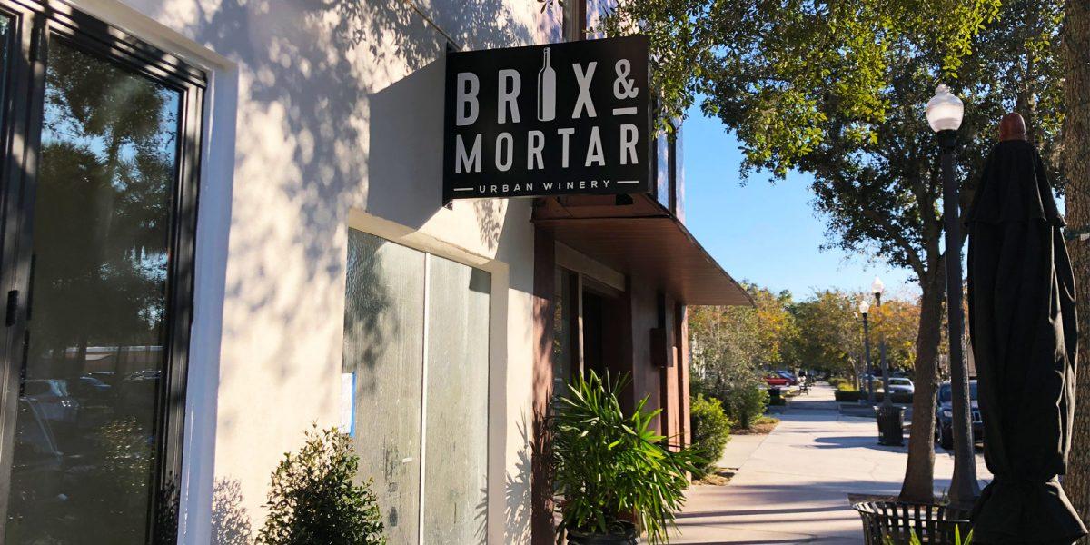 Brix & Mortar Urban Winery