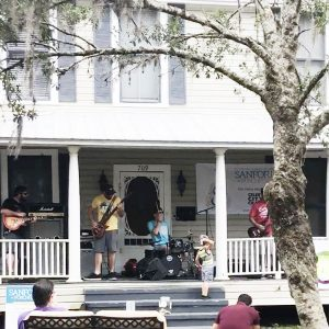 The 3rd Annual Sanford Porchfest Music Festival Is Upon Us: Band Lineup & Map