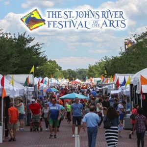 The St Johns River Festival of the Arts Invites You this May 2nd and 3rd