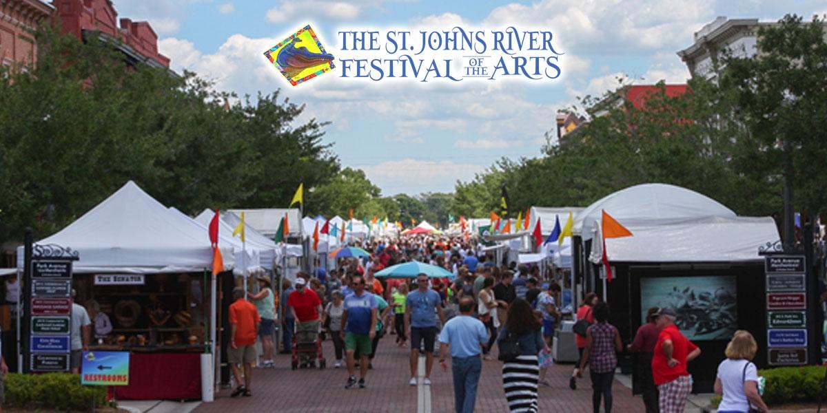St Johns River Festival of the Arts Sanford Florida