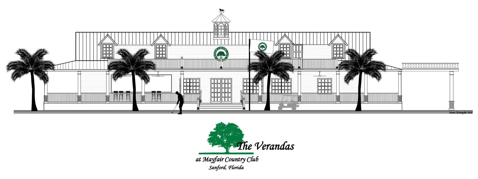 The Verandas at Mayfair Country Club Sanford, Florida