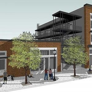 3 Story San Leon Project Poised to Bring Living Units, Retail Shops to Sanford Ave