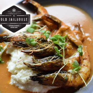 The Old Jailhouse Restaurant Re-Opens, New Team, New Food & Drink Menu