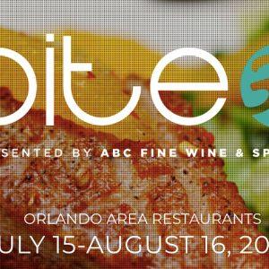 Bite30 Orlando's Restaurant Month Kicks Off