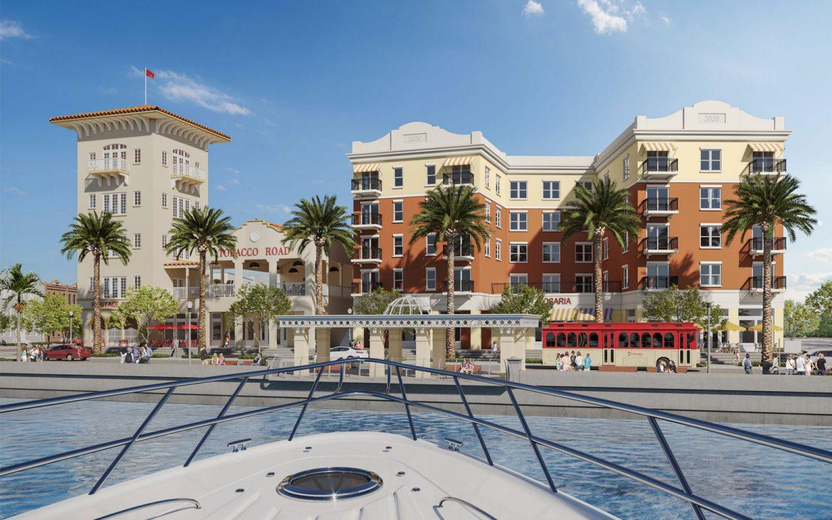 Heritage Park, Sanford FL Official Rendering 2020