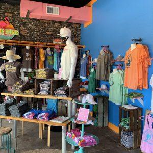 Grand Opening of Sanfording Retail Store & Screen Printing Shop