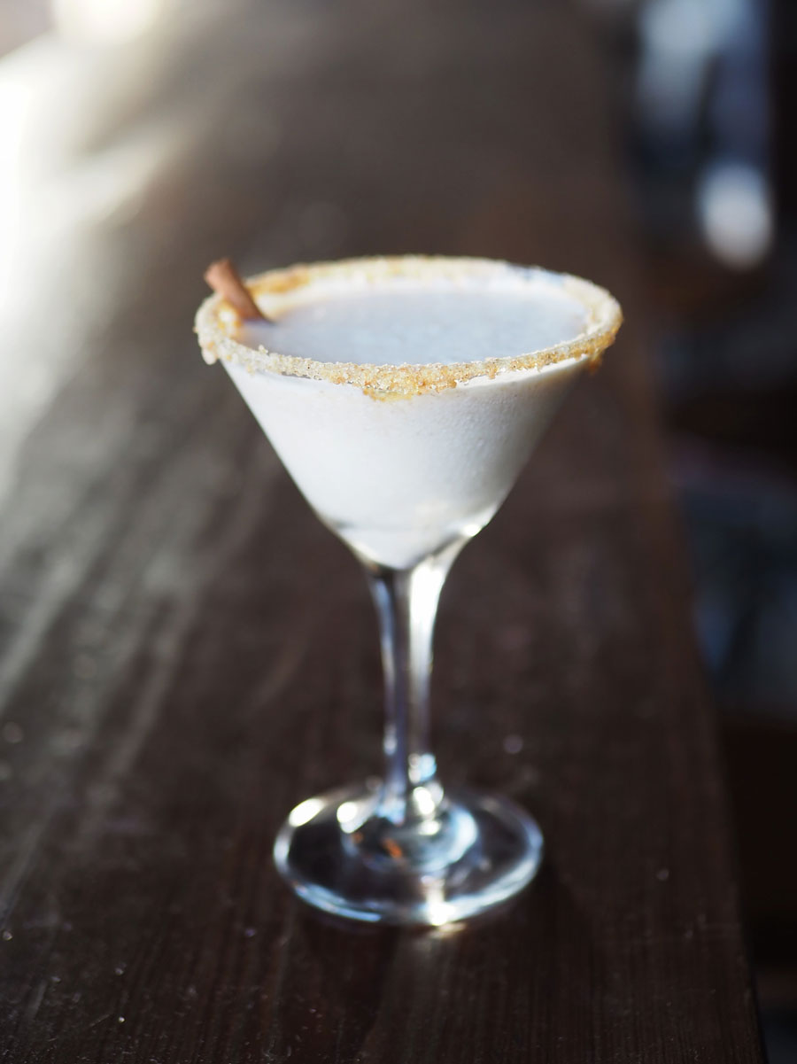 The District Pumpkin Pie Martini