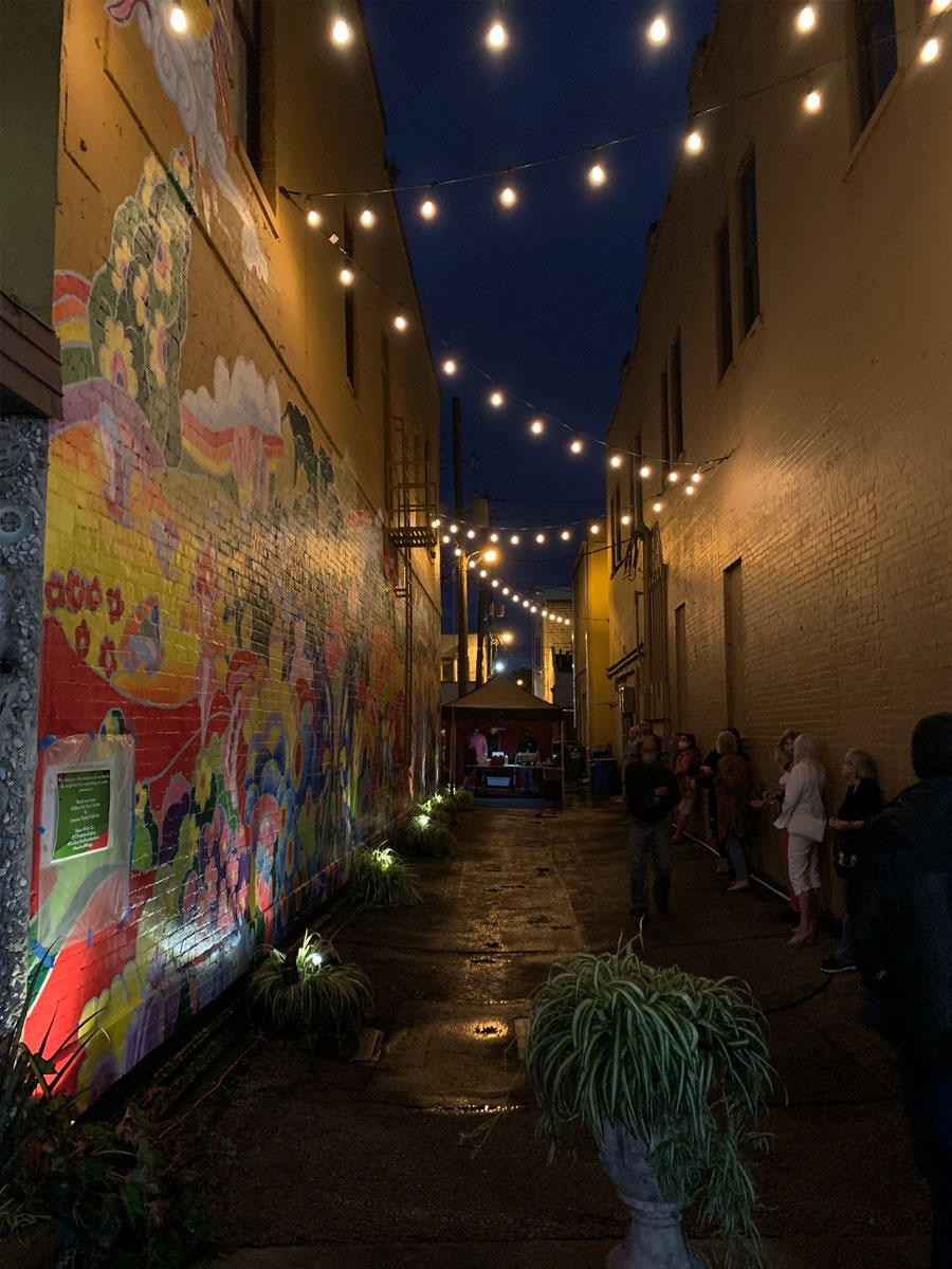 Hotchkiss Mural in Historic Downtown Sanford