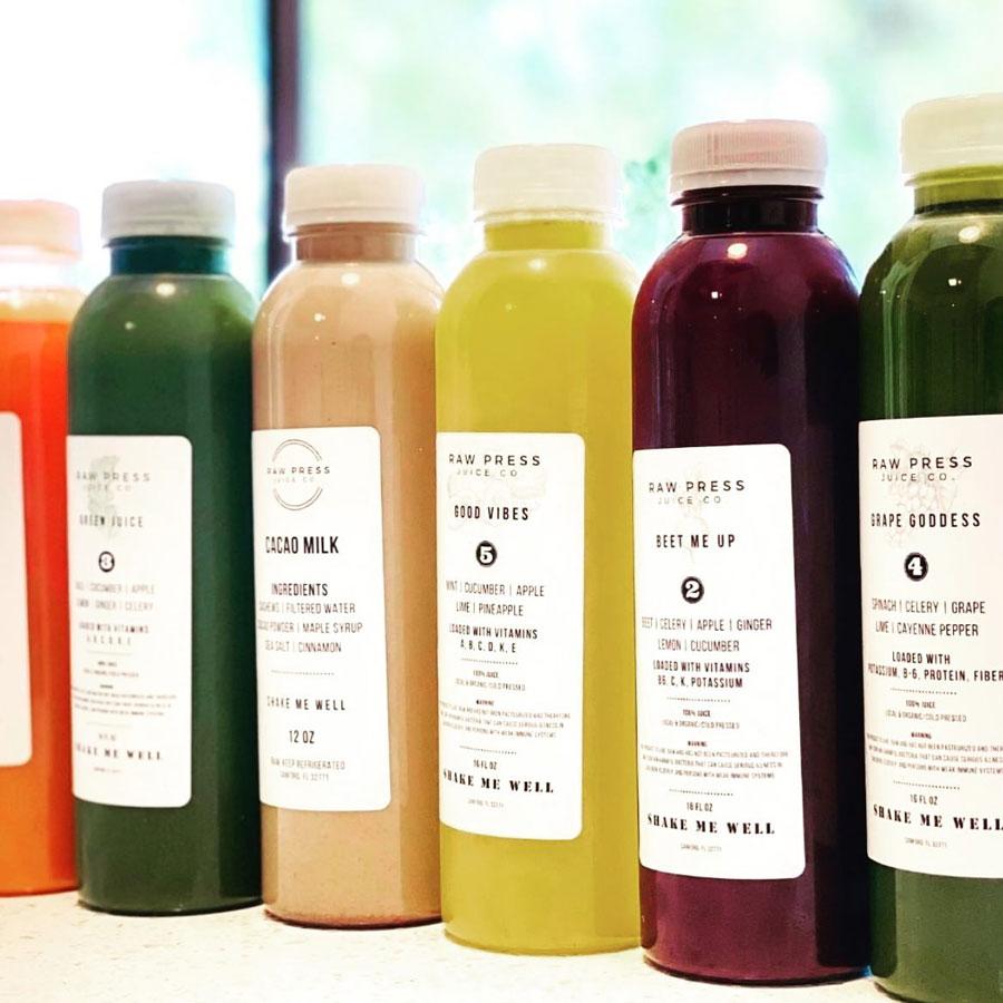 Raw Juice Press Co.