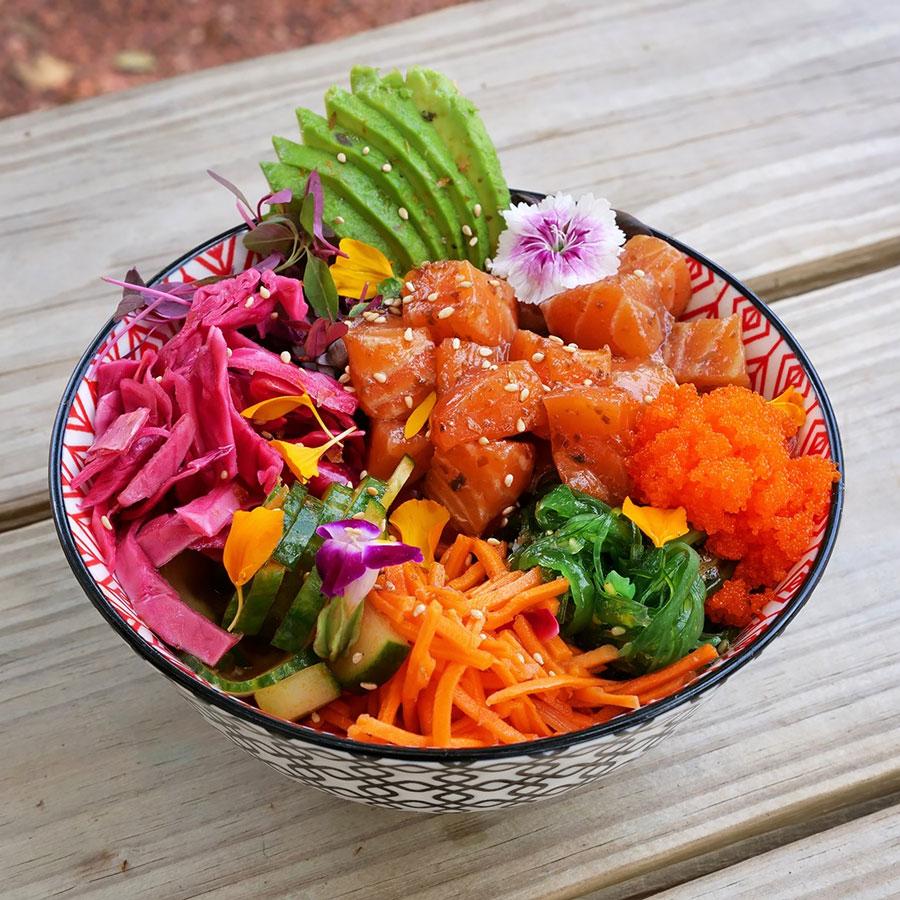 Sushi & Seoul at Celery City Craft