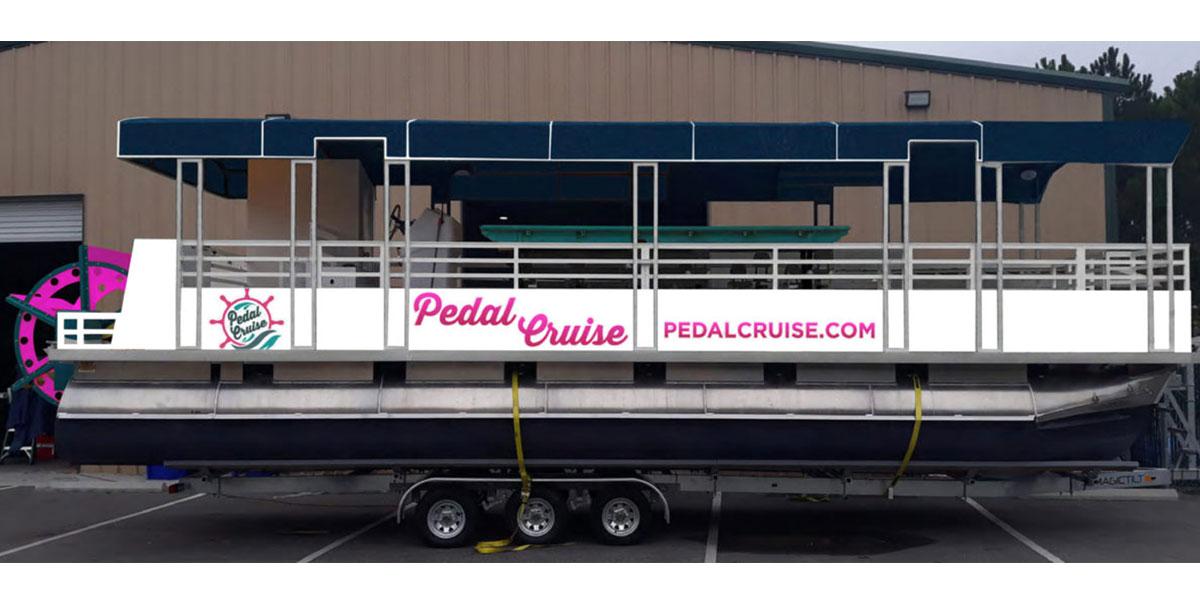 Pedal Cruise Sanford