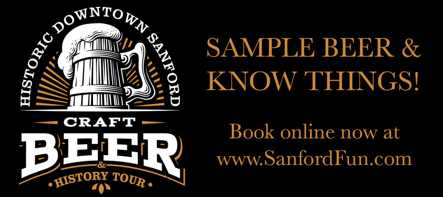 Craft Beer & History Tour