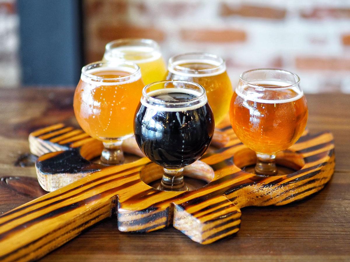 Craft Beer Crawl in Sanford