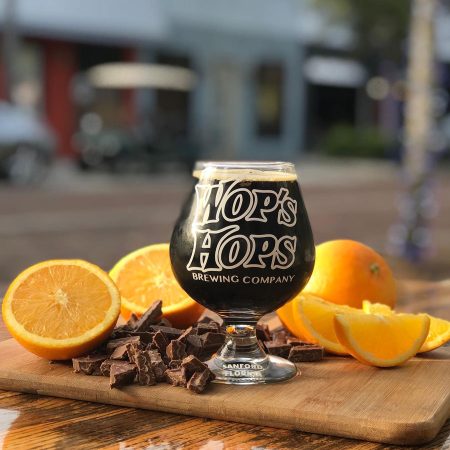 Wop's Hops Brewing Company