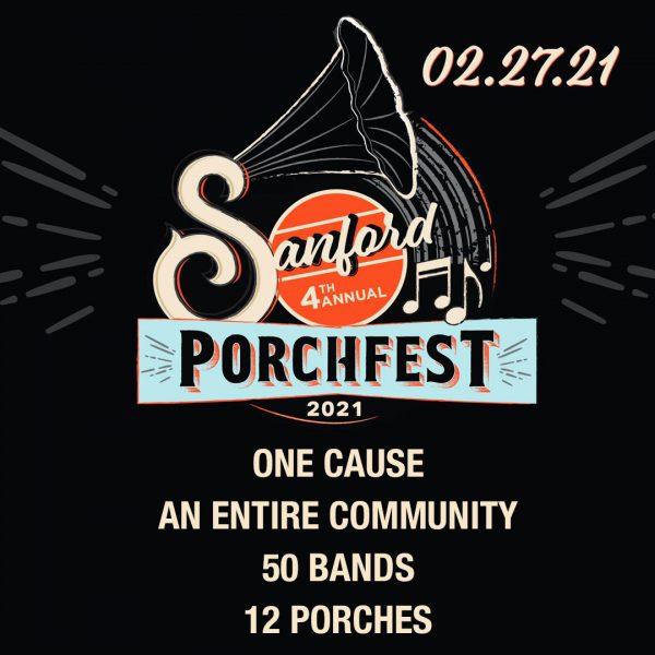 Sanford Porchfest 2021
