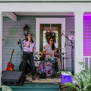 4th Annual Sanford Porchfest Music Festival is Saturday February 27th
