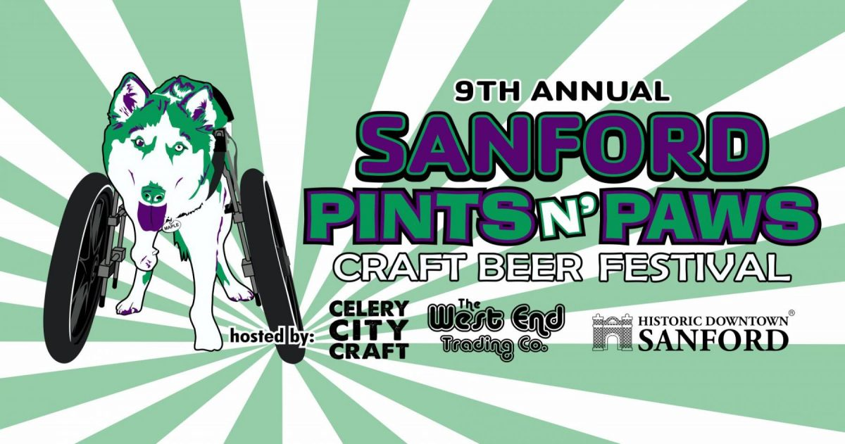 Pints and Paws Sanford FL