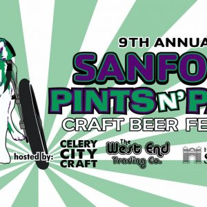 9th Annual Pints n' Paws Craft Beer Festival is Saturday, March 27th