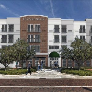 51-Room Boutique Hotel, 32 Townhomes Coming to West Side of Historic Downtown Sanford